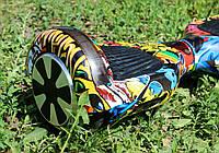 Гироборд детский / гироскутер для ребенка с блютуз, смарт баланс, с Bluetooth и подсветкой