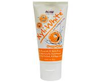 Зубная паста для детей Xyli White kids toothpaste gel 85 грамм апельсин