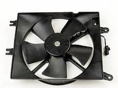 Вентилятор радіатора додатковий Нубіра / Лачетті, 96553241