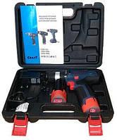 Шуруповерт аккумуляторный Craft CAS 12L