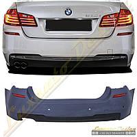 Бампер задний M-TECH( M-paket) в сборедля BMW 5 F10, фото 1