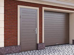 Гаражні та технічні двері DoorHan