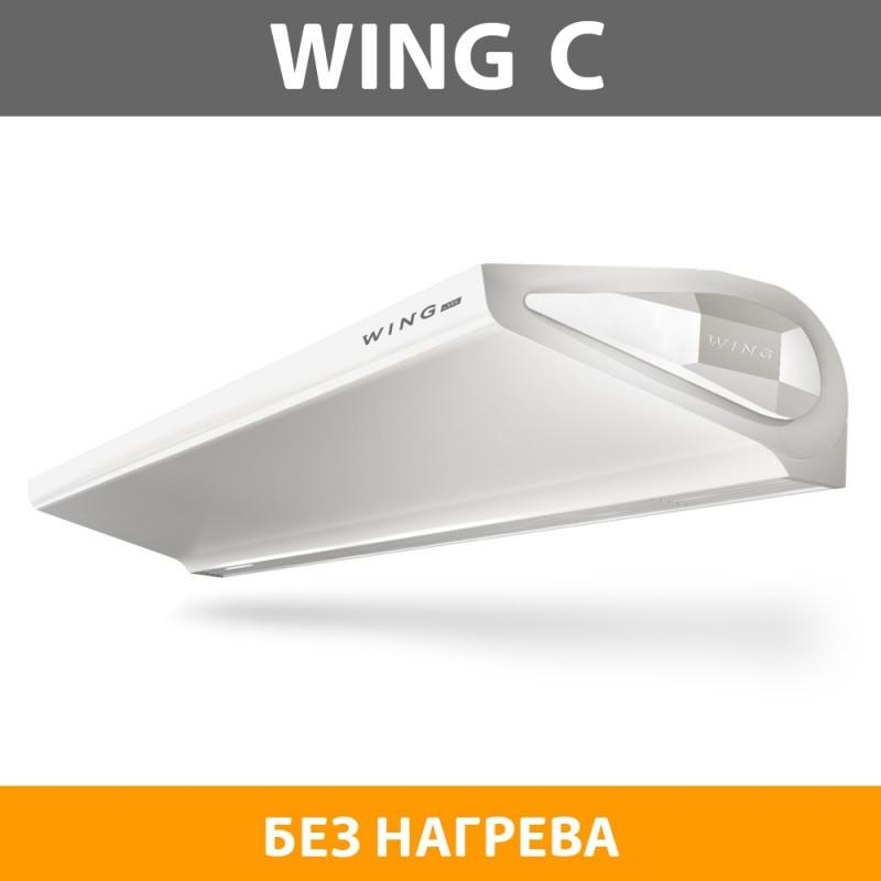 Тепловая завеса WING C200 (EC)
