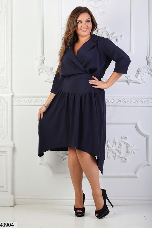 Платье темно-синее размеры 54,54,50