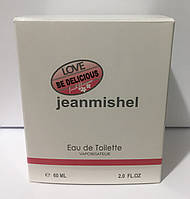 Тестер в подарунковій упаковці jeanmishel loveBe Delicious fresh blossom 60мл