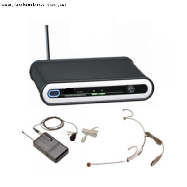 Радиосистема микрофонная Shure 1013 с наголовным микрофоном