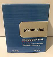 Тестер в подарунковій упаковці jeanmishel loveEssential Sport 60 мл
