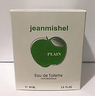 Тестер в подарунковій упаковці jeanmishel love plain 60 мл