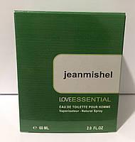 Тестер в подарунковій упаковці jeanmishel loveEssential 60 мл
