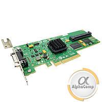 Контроллер PCI-e HP SC44Ge HBA SAS3442E-HP (416155-001) б/у