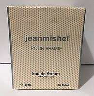Тестер в подарунковій упаковці jeanmishel pour femme 60 мл
