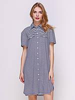 Женское летнее платье поло