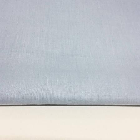 Польская хлопковая ткань голубая 220 cм, фото 2