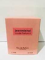 Тестер в подарунковій упаковці jeanmishel love de parfum 2 60 мл