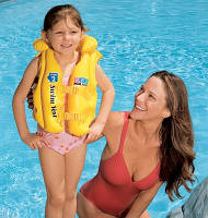 "Жилет надувной ""Deluxe Swim Vest"" Intex 58660"