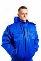 Куртка 3003 Техник васильковая (04011)