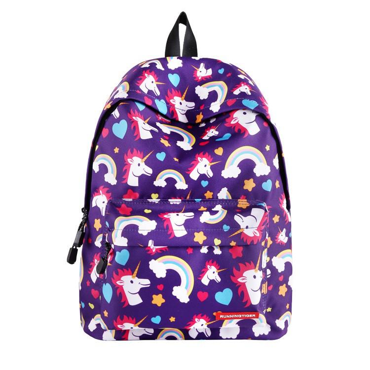 Школьный рюкзак с Единорогом