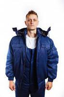 Куртка 3003 Техник темно-синяя (04009)