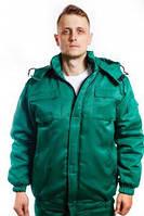 Куртка 3003 Техник зеленая (04010)