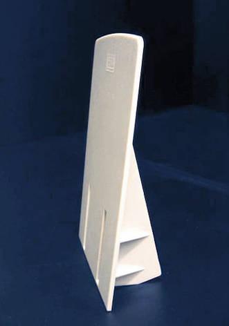 Большая задняя панель OSPA б/у для толкающего устройства, 80х130 мм, фото 2