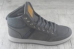 """Ботинки, кеды высокие демисезонные """"HOROSO"""", обувь мужская, спортивная, повседневная"""