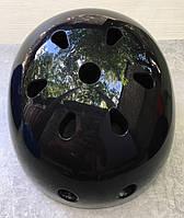 Защитный детский шлем Black
