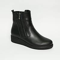Осенние ботинки с двумя молниями, фото 1
