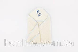 Уголок для купания Lotus Baby 01 полотенце-уголок с капюшоном