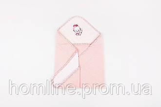 Уголок для купания Lotus Baby 02 полотенце-уголок с капюшоном