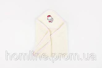 Уголок для купания Lotus Baby 03 полотенце-уголок с капюшоном