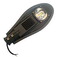Консольный светильник LED 30W 6400К 2700lm с линзой ECO серия