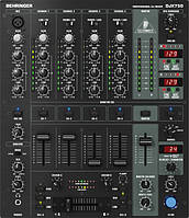 DJ-микшер Behringer PRO Mixer DJX750