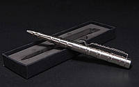 Стальная шариковая ручка-стеклобой для самообороны LAIX B009 сталь