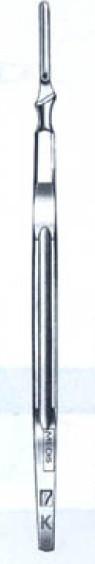 Ручка для скальпеля №7k  (Пакистан) NaviStom