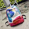 Школьный рюкзак с цветным принтом, фото 3