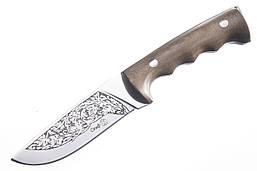 Нож Кизляр Скиф, рукоять орех