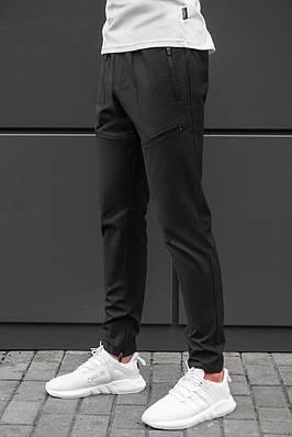 """Штаны мужские черные  от """"BEZET"""" модель  """"Tech khaki '18"""""""