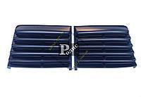 Жалюзи солнцезащитные ВАЗ 2101 - 2107 (пластик, черные) (под покраску)