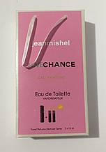 Мини парфюм в подарочной упаковке jeanmishel Love Chance eau Fraiche 45мл