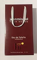Мини парфюм в подарочной упаковке jeanmishel pour homme 45мл