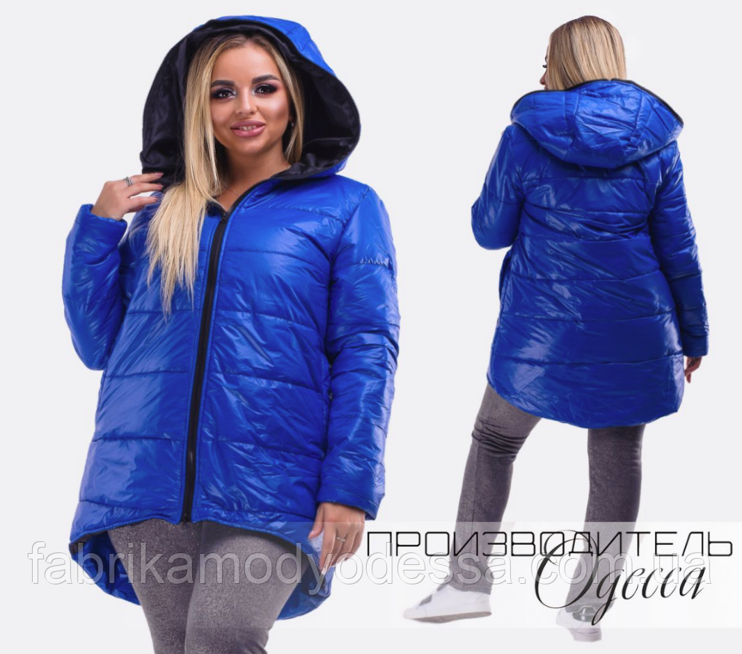 4f7f4f45af2b Демисезонная Женская Куртка Весна осень Еврозима Недорого в Украине Интернет -магазин Р. 50-60 — в Категории