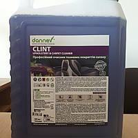 Очиститель винила и ткани (средство для химчистки) Dannev  Clint  Dannev, 5 л.