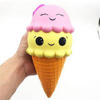 Сквиши SQUISHY Мороженое Сквиш Антистресс игрушка ароматная
