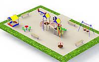 Детская площадка 8495