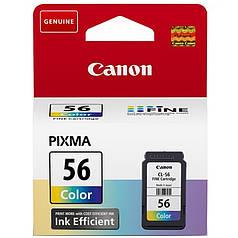 ➤Картридж Canon CL-56 color Cyan Yellow Magenta совместим с принтером Canon PIXMA E404 E464 E484