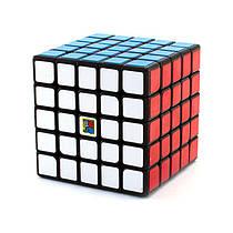 Кубик 5х5 MoYu MoFang JiaoShi MF5, чорний, в коробці