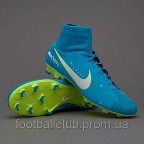 Бутсы Nike Mercurial Victory VI DF Neymar FG* 921506-400, фото 2