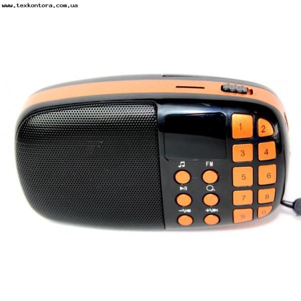 Колонка с USB+SD+Радио TO-203