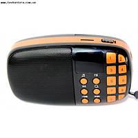Колонка с USB+SD+Радио TO-203, фото 1
