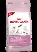 Royal Canin Mother & Babycat 4 кг сухой корм (Роял Канин) для котят в возрасте от 1 до 4 месяцев, а также для кошек в период беременности и лактации